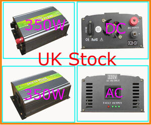 700w(350w*2pcs) grid tie power inverter 28-52V DC,charge 24V solar panel&wind AC