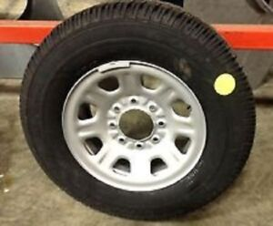 WANTED: Winter Tires on 8 Bolt GM Wheels for 2007 2500HD
