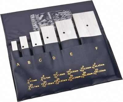 Value Collection 38 To 2-14 Inch Adjustable Parallel Set 5-116 Inch Long ...
