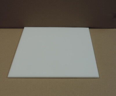 """DELRIN SHEET 11-7/8"""" BY 11-7/8"""" SQUARE BY 1/4"""""""" THICK"""