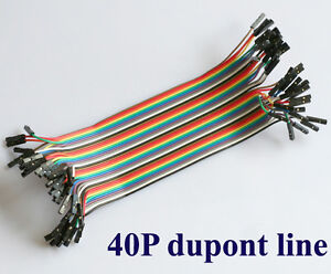 Female-to-Female-40P-2-54mm-20CM-Jumper-Wire-Dupont-Line-For-Arduino-Breadboard