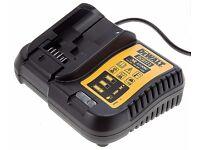 DeWalt DCB113 XR Universal Charger 10.8v 14.4v 18 Volt +1 Battery 18V