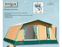 Cabanon Framed Tent-Antigua