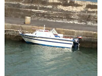 TEAL 16 Boat and Trailer and accessories. Fantastic Bargain.