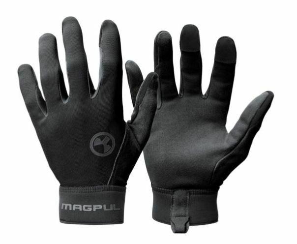 Magpul 122267 Technical Glove 2.0 Synthetic Suede Black Medium Unisex