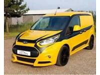 FORD TRANSIT CONNECT BUMPERS RS