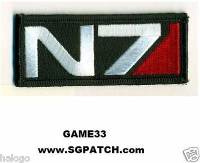 MASS EFFECT COSPLAY AWESOME PATCH - GAME33
