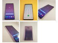Samsung Galaxy Note 9 - 128gb - Unlocked