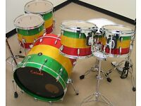 Wanted Competent Reggae Drummer