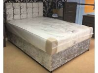 Lovely divan beds with headboard