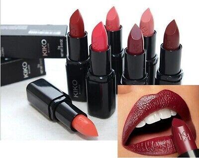 KIKO MILANO - Smart Fusion Lipstick - Full Range 3g Brand New