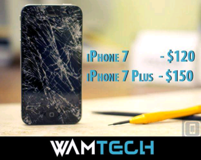 WAMTECH : iPhone Repairs, Parts, Accessories