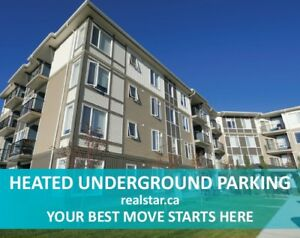 Modern 2 bedroom apartment at Airdrie Place!