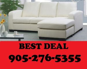 ***********BRAND NEW 2PCS SOFA N CHAISE ONLY $449***********