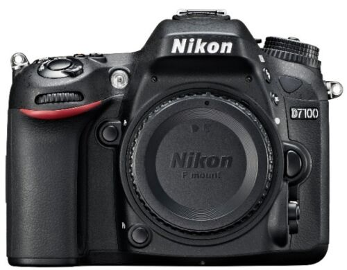 Nikon D7100 24.1MP Digital SLR Camera Body USA Warranty