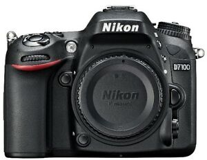 Nikon-D7100-24-1MP-Digital-SLR-Camera-Body-USA-WARRANTY-FREE-SHIPPING-ROBERTS