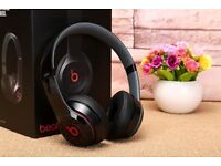 Beats by Dr. Dre Solo 2 Wireless Bluetooth Headphones - Black - Rose Gold - Gold