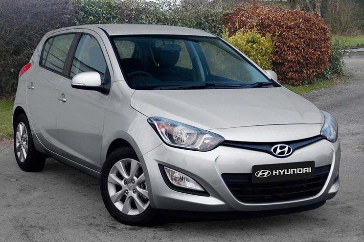 Hyundai I20 Active Hyundai Warranty To March 2019