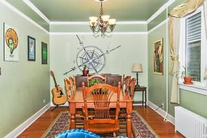 Downtown 2 Apartment with Great Charcter For Sale St. John's Newfoundland image 2