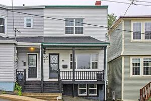 Downtown 2 Apartment with Great Charcter For Sale St. John's Newfoundland image 1