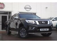 Nissan NAVARA Np300 Stainless Steel Front Bumper Nudge Bar