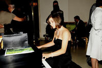 Pianist for Weddings and soirées