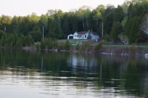 Tranquil vacation home, North Channel  Manitoulin Island