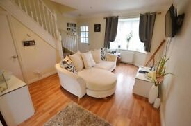 Immaculate two bed, semi-detached house in WILMSLOW, fantastic location