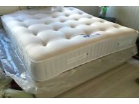 BRAND NEW HOTEL QUALITY KINGSIZE & DOUBLE MATTRESSES FREE DELIVERY BELFAST TODAY