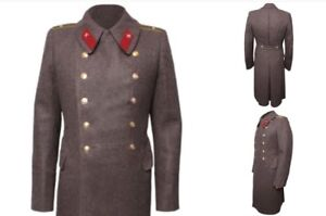 From Russia with Love: Soviet Army Collector/ Vintage Coat XL