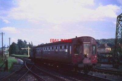 PHOTO  KNOWN LOCALLY AS THE 'MARLOW DONKEY' THIS IS THE ONE COACH AUTO TRAIN BEI