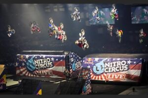 Tickets to Nitro Circus LIVE in Kelowna!!