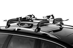 Thule Snowcat ski and snow board rack