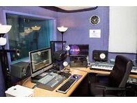 Mixing/Mastering/Recording/Production/Song Writing/Jingles/Voice Overs