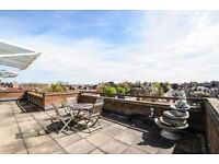!!! A AMAZING PENTHOUSE APARTMENT WITH ROOF TERRACE AND PRIVATE GARAGE !!!