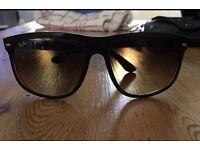 Genuine Ray Ban Large Sunglasses