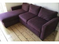 *OFFERS WELCOME* Sofa bed with underneath storage