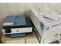 HP8025 printer for sale. Hardly used. Cost £100