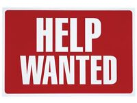 Housekeeper Cleaner Mothers Help Wanted