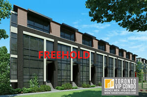 Freehold Townhouses-SUM YEE COURT @Markham - VIP SELL-WENDY WEN