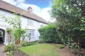 3 bedroom family COTTAGE in popular Hampstead Garden Suburb NW11!!**Close to Finchley etc.