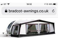 Bradcot classic 1020 deep awning