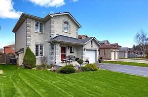 Beautiful Detached House for Rent in Northwest Barrie