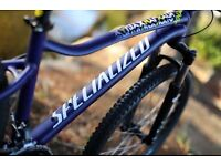 Specialized jynx comp women's bike hardtail