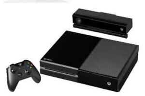 Xbox One w/ Connect and GTA 4