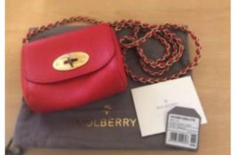 MULBERRY LILY MINIin Wallsend, Tyne and WearGumtree - Brand new used once Prestine condition £250Comes with original dustbag box and giftbag