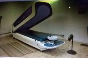 2011 AQUA MASSAGE MACHINE