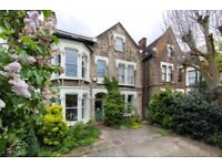 LBright,Stunning 1 bed flat in a residential area, 1 min walk to Brockwel Park