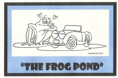 The Frog Pond for Sprite Midget MX5