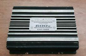 Kenwood 600w amp amplifier